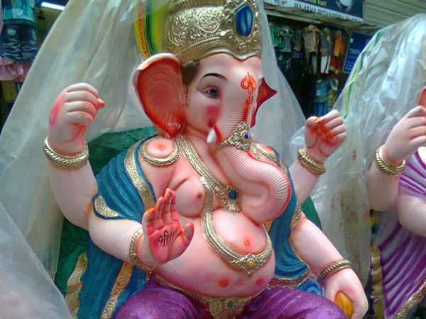 Pollution control board bans plaster of paris Ganesha