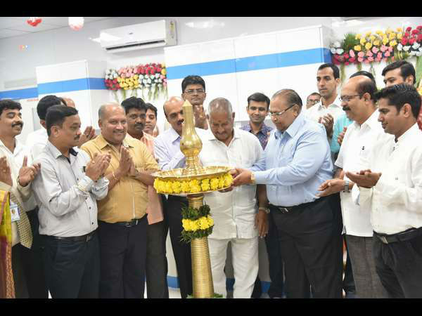 Bharat Bank opens 94th branch at Hubballi
