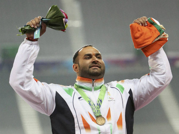 Rio Olympics 2016 shot putter Inderjeet Singh fails dope test