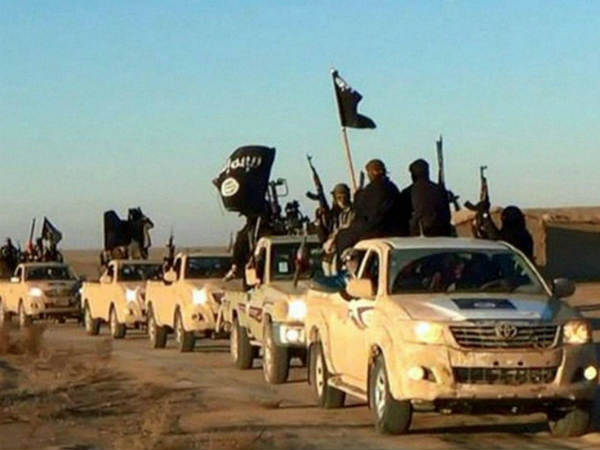 Run them over with your cars, ISIS had said in a 2014 video