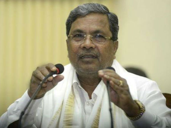 Karnataka people should not loose hope: Siddaramaiah