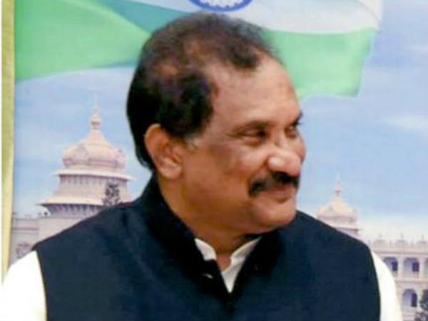 KJ George to be reinstated in to Siddaramaiah Cabinet