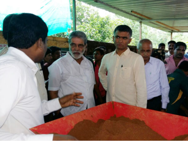 Over 10, 000 farmers to get Agriculture Technology training : Krishna Byre Gowda