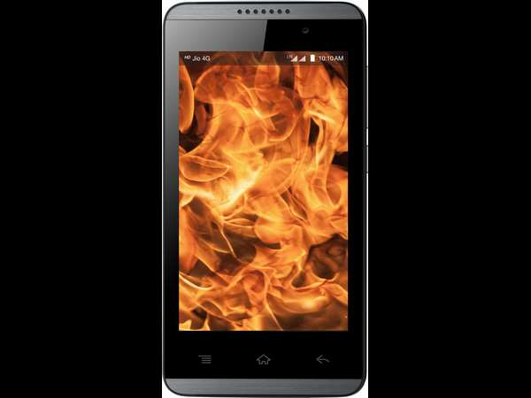 Reliance LYF Smartphone+ Flame Models offer price of Rs. 2999