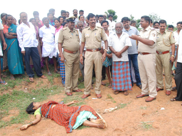 Malavalli : Man kills his wife over illicit relationship suspect