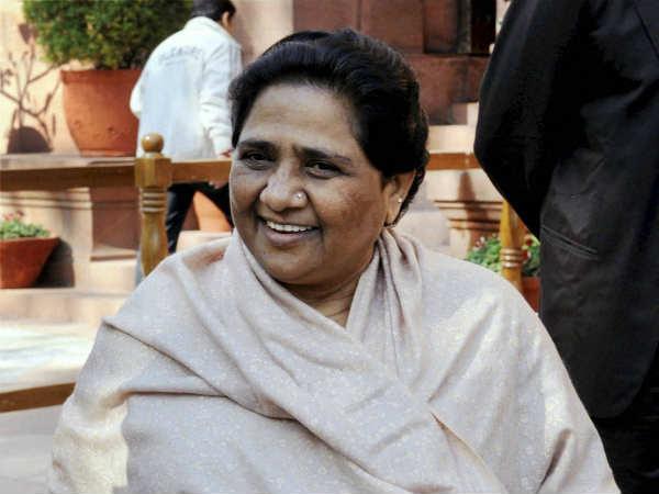Mayawati Challenges Narendra Modi To Dissolve Lok Sabha