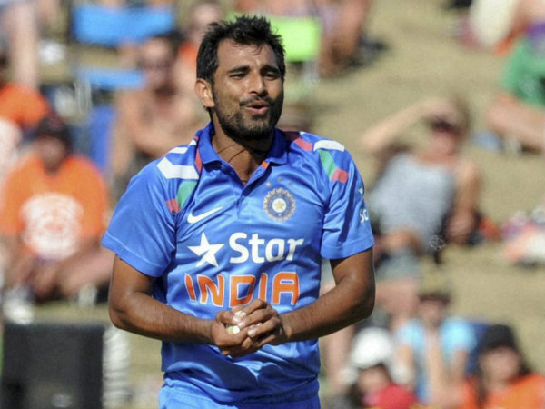 BCCI pays Rs 2.2 crore to Mohammed Shami for 'loss of pay in IPL 2015'