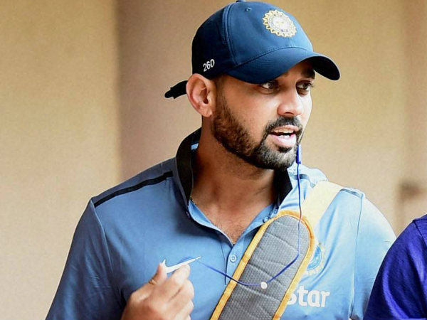 India Opener Murali Vijay Ruled Of 2nd Test