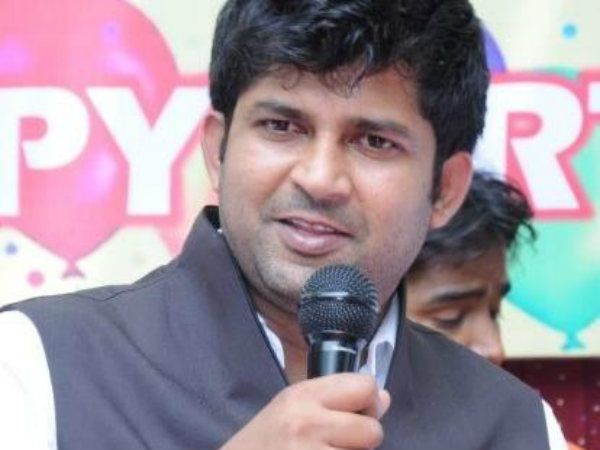 Congress struggling to find a suitable candidate to field against Srinivas Prasad: Pratap simha