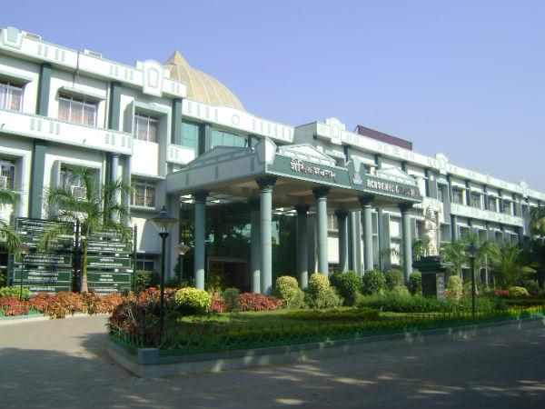 Narasimha Murthy Is Vc Rashtriya Sanskrit Vidyapeetha Tirupati