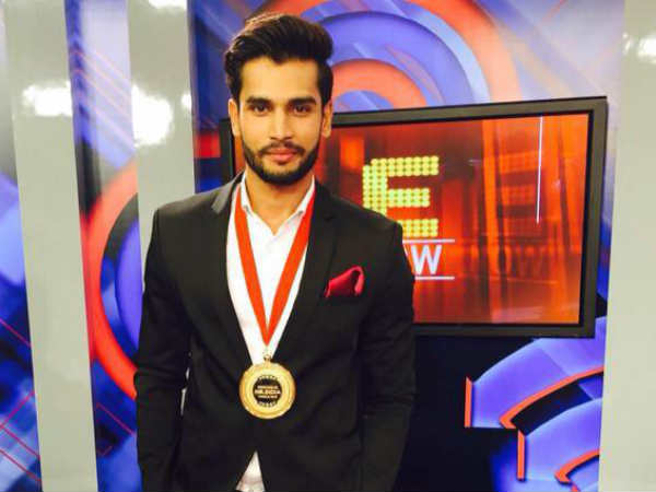 Hyderabad boy Rohit Khandelwal crowned Mr World 2016