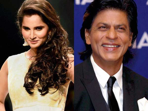 Sania Mirza brings Shah Rukh Khan, Salman Khan together to launch her book