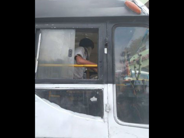 BMTC Buses in the hands of untrained