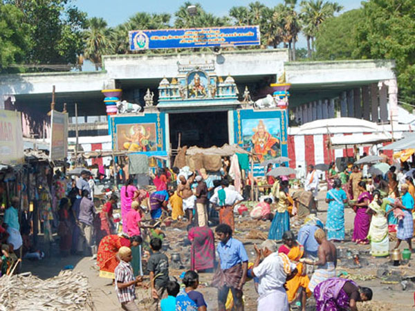 Unusual case of theft in Mariamman temple, in Virudhunagar district of Tamilnadu
