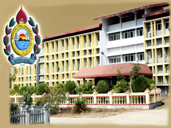 Mangaluru university students not received marks card