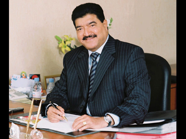 BR Shetty to set up super-speciality hospital in Udupi