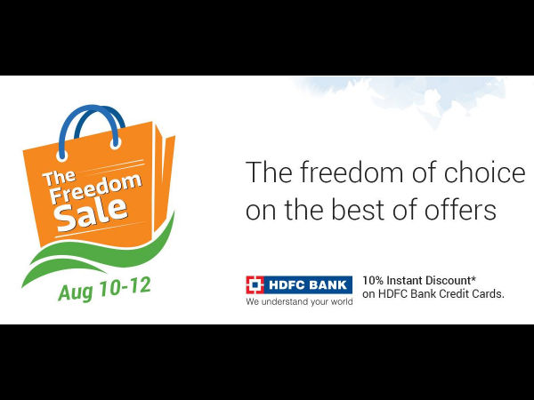 Top 10 Offers You Can't Miss at Flipkart Freedom Sale'