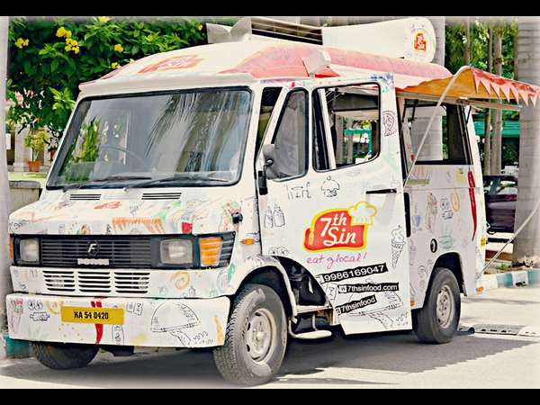 Bengaluru food truck caters global cuisine for foodies