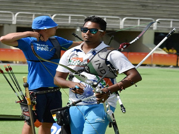 Rio 2016: Unheralded Atanu Das enters men's archery quarterfinals