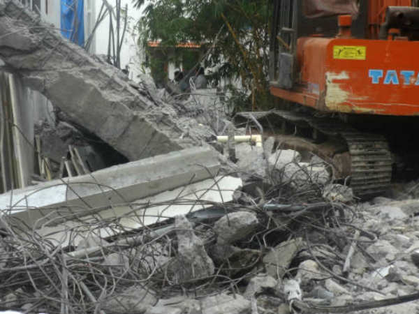 Bengaluru demolition drive : There was intimation six months back