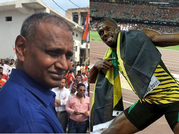 Usain Bolt had beef twice a day, won 9 gold medals: BJP MP