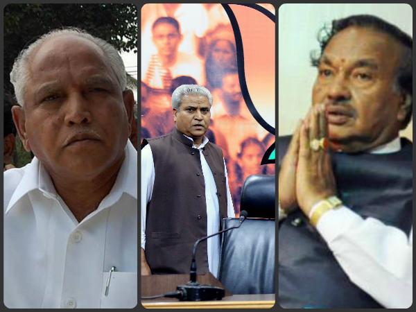 ಕರ್ನಾಟಕ ಬಿಜೆಪಿ ಬಿಕ್ಕಟ್ಟಿಗೆ 'ರಾಮ'ಬಾಣ ಸಿದ್ಧ!