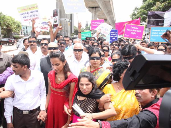 2020ರ ಹೊತ್ತಿಗೆ ಭಾರತ ಕಾರ್ನಿಯ ಅಂಧತ್ವ ಮುಕ್ತ : ಬಿಎಸ್ವೈ