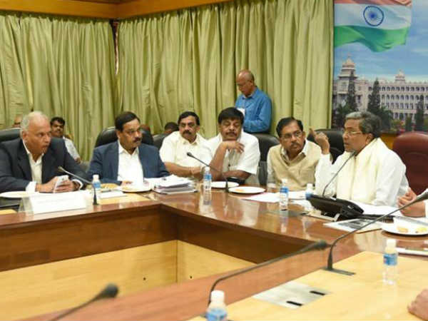 Mahadayi row : Siddaramaiah calls all party meeting on August 7