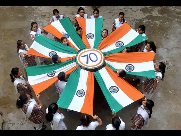 Special article : 70th Independence Day