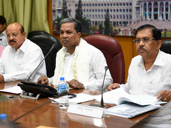 BJP politicizing Amnesty International issue says Siddaramaiah