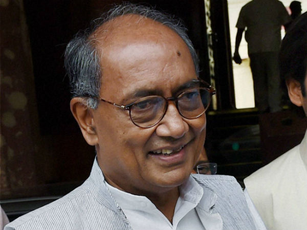 Digvijay Singh: Tongue that keeps slipping in deference to Pak, terrorists