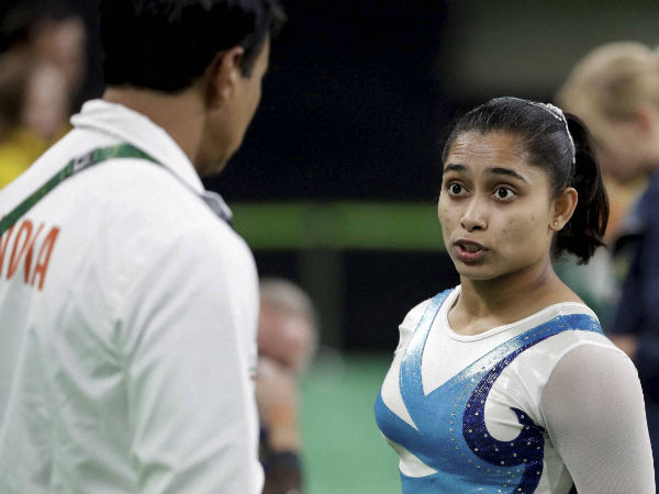 Rio Olympics: Gymnast Dipa Karmakar 6th in vault qualifiers, in race for finals
