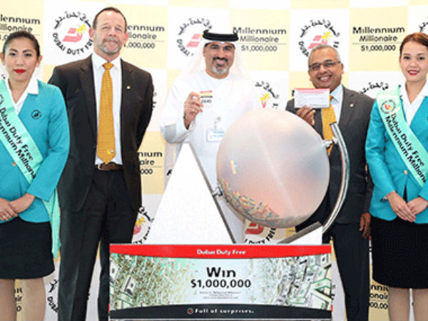 Emirates flight surviver wins million dollar lottery