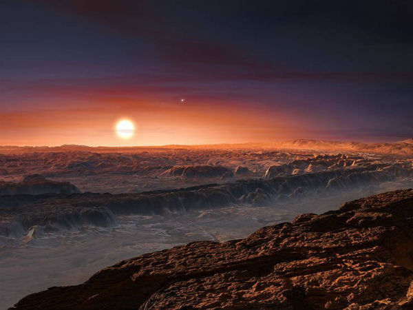 Earth-like planet 'Proxima b' discovered near solar system