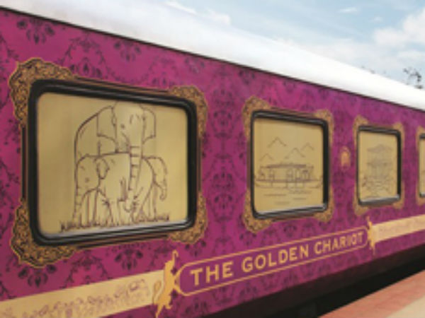Visit Mysuru like a royal guest on Golden Chariot