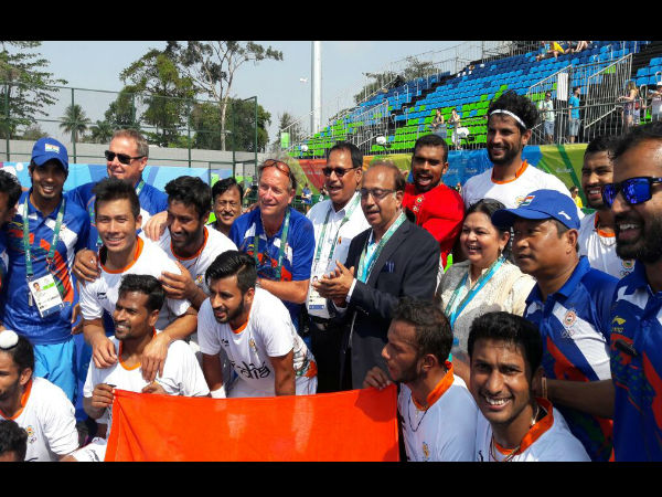 Rio 2016 news, India win 2-1 against Argentina in men's hockey