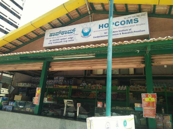 Hopcoms shops in festival mode