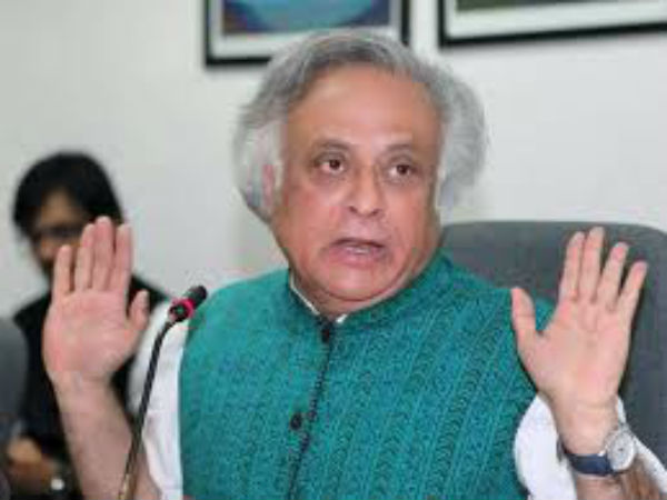 Congress states won't allow above 18 percent GST ceiling: Jairam Ramesh