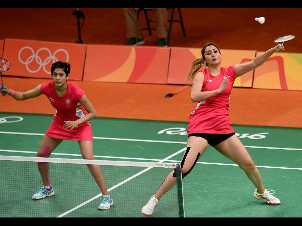Ashwini and Jwala