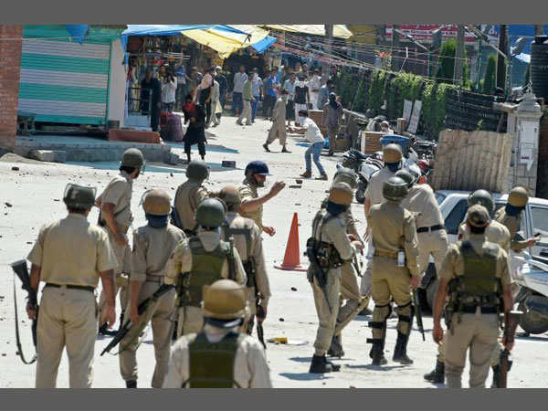 NIA found several suspicious account in Kashmir