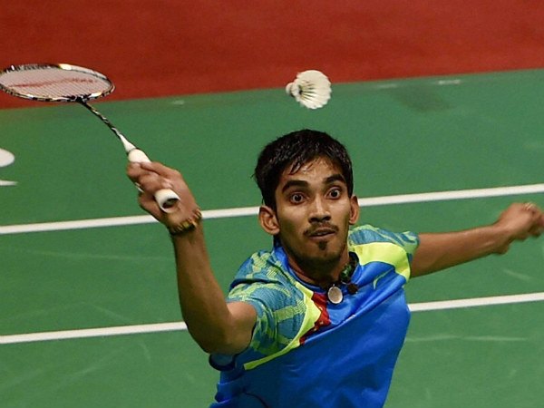 Kidambi Srikanth loses quarterfinals to China's Lin Dan in close 3-set contest