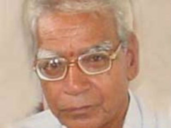 Baraha software developer Sheshadri vasu father no more