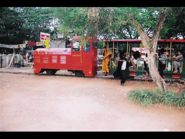 Toy train to resumes its ride in Kadri park