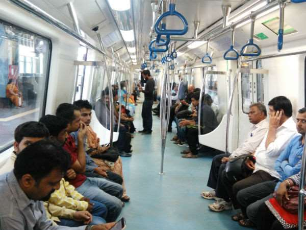 Namma Metro starts 'priority seating' campaign
