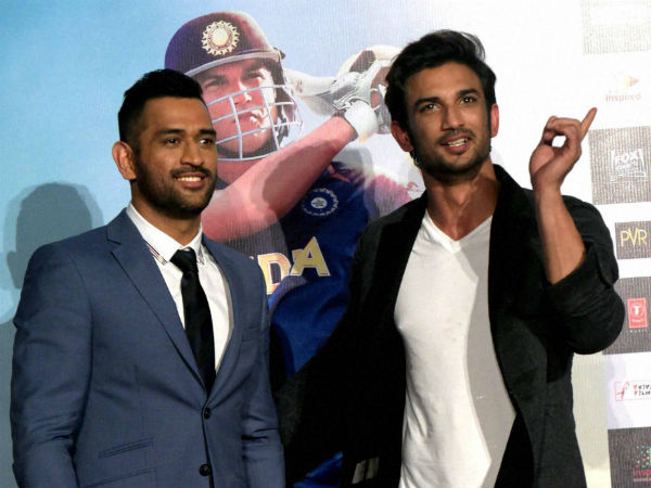 MS Dhoni charged Rs 60 crore for his biopic MS Dhoni - The Untold Story?