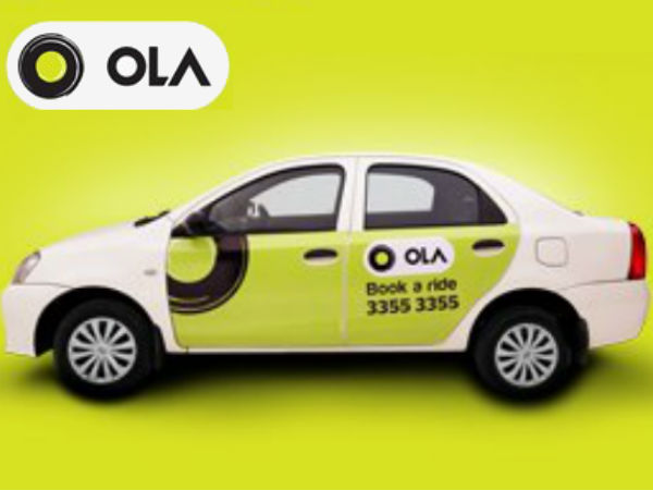 Ola Buys Foodpanda India Unit