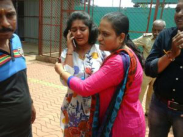 Missing girl MK Puujita found safe in Hubballi