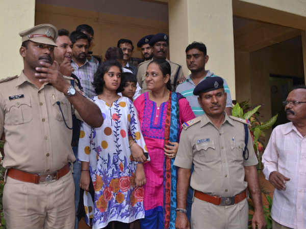 All is well Bengaluru girl Pujitha traced in Hubballi