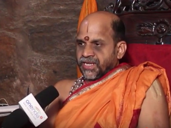 An exclusive interview with Sugunendra Theertha Swamiji of Udupi Puttige Math