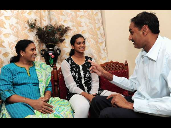 Rio Olympics: Telangana announces Rs 5 crore award for PV Sindhu